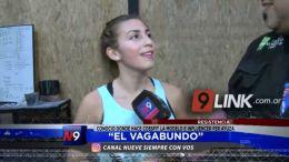 """EL VAGABUNDO CONOCIÃ"""" DONDE HACE CROSSFIT LA MODELO FERNANDA AYUZA"""