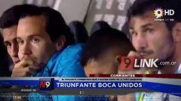 TRIUNFANTE BOCA UNIDOS