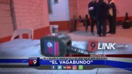 EL VAGABUNDO EN VILLA LOS LIRIOS