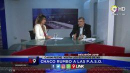 CARIM PECHE  VISITA LOS ESTUDIOS DE N9   DECISIÓN 2019   06.08