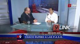 DECISIÓN 2019   CHACO RUMBO A LAS P.A.S.O
