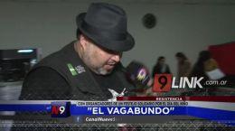 VAGABUNDO  CON ORGANIZADORES FESTEJO SOLIDARIO POR EL D�A DEL NIÑO