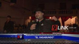"""anticipa el show de """"Calavera no chilla� en el Teatro Libertad"""