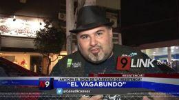 """""""El Vagabundo� anticipa el show de """"La Revista de Resistencia�"""
