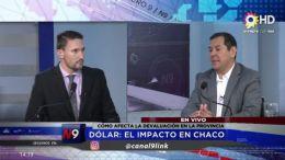 CÓMO AFECTA LA DEVALUACIÓN EN LA PROVINCIA   CHACO   13.08