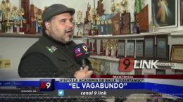"""Resistencia: """"El Vagabundo� visitó la academia de baile """"Duartango�"""