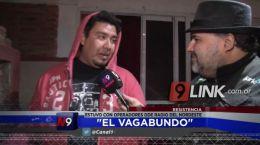"""""""El Vagabundo� estuvo con los operadores de radio de el Gran Resistencia"""