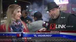 """Resistencia: """"El Vagabundo� es sorprendido por"""