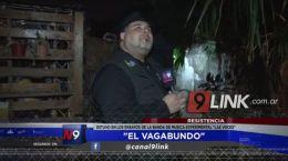 """Resistencia: """"El Vagabundo� estuvo en los ensayos de la banda de música experimental """"Las Voces�"""