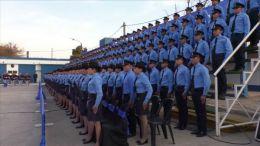 EGRESARON 291 EFECTIVOS DE LA POLICÍA DEL CHACO | CHACO | 06.09