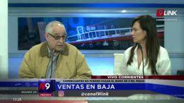 COMERCIANTES NO PUEDEN PAGAR EL BONO DE 5 MIL PESOS   CORRIENTES   12.09