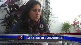 FLASH N9 | LA SALUD DEL ARZOBISPO | 14.09