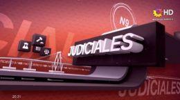 JUDICIALES | TERÁN RECONOCIÓ SER NARCO | 16.09