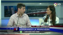 LA  COSTANERA SE LLENA DE ACTIVIDADES Y ESPECTÁCULOS   CORRIENTES   16.09