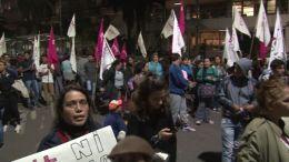 ARGENTINA INCREMENTÓ LOS HECHOS DE VIOLENCIA   | CHACO | 19.09