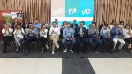 GUSTAVO MARTINEZ CONFIRMÓ SU LISTA CON EL ARQUITECTO AGUSTÍN ROMERO COMO PRESIDENTE DEL CONCEJO /CHACO/ 21.09