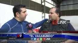 """Resistencia """"El Vagabundo� practicó vóley en el club sarmiento con un conductor de Canal 9"""