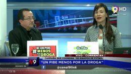 CAMPAÑA QUE COORDINA  150 EQUIPOS DE FÚTBOL   CORRIENTES   25.09