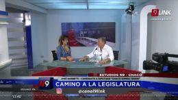 """JOSÉ BARBETTI - CANDIDATO A DIPUTADO """"CHACO SOMOS TODOS""""   CHACO   26.09"""