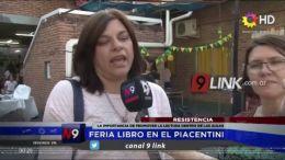 EDUCACION | FERIA LIBRO EN EL PIACENTINI | 27.09