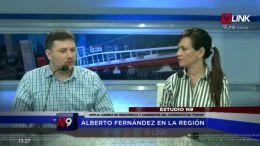 """AMPLIA AGENDA EN RESISTENCIA Y CORRIENTES DEL CANDIDATO DE """"TODOS""""   CORRIENTES   02.10"""