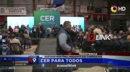 CER PARA TODOS | RESISTENCIA | 03.10