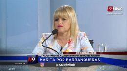 DECISION 2019   MARITA POR BARRANQUERAS