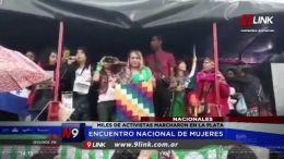 MILES DE ACTIVISTAS MARCHARON EN LA PLATA | NACIONAL | 14.10