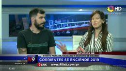 EVENTO FAMILIAR, SOLIDARIO Y GRATUITO DE GIGARED   CORRIENTES   17.10