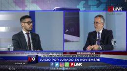 EL SISTEMA ACUSATORIO QUE YA ES UNA REALIDAD | CHACO | 18.10