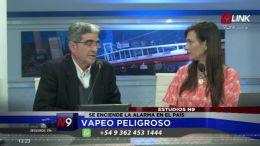 EN ARGENTINA INTERNARON A UN FUMADOR   ESTUDIOS N9   22.10