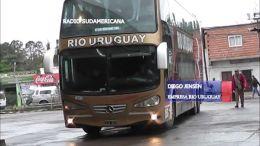 AUTORIZAN A UNA EMPRESA REGIONAL EL TRASLADO DE PASAJEROS  | CORRIENTES | 25.10