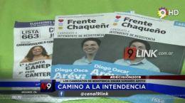 POLÍTICA | CAMINO A LA INTENDENCIA   | 05.11