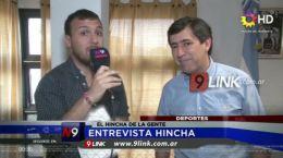 DEPORTES | EL HINCHA DE LA GENTE | ENTREVISTA