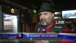 Resistencia: El Vagabundo con LUZ GONZ�LEZ en el CLUB DE PEPE