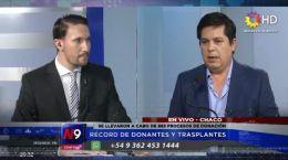 RÉCORD DE DONANTES Y TRASPLANTES