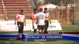 RESISTENCIA - BATALLA DE ARQUEROS