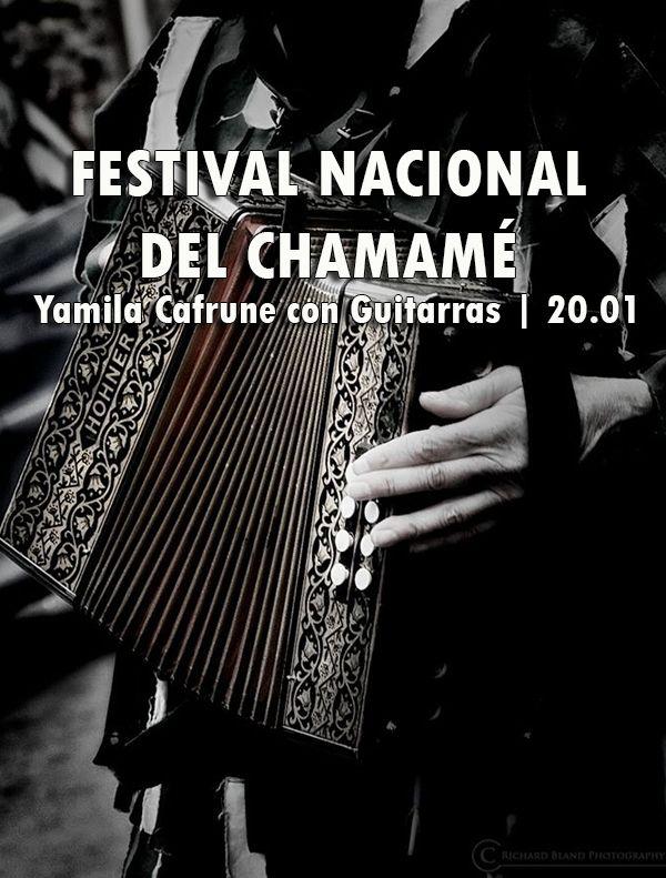 Yamila Cafrune con Guitarras   20.01