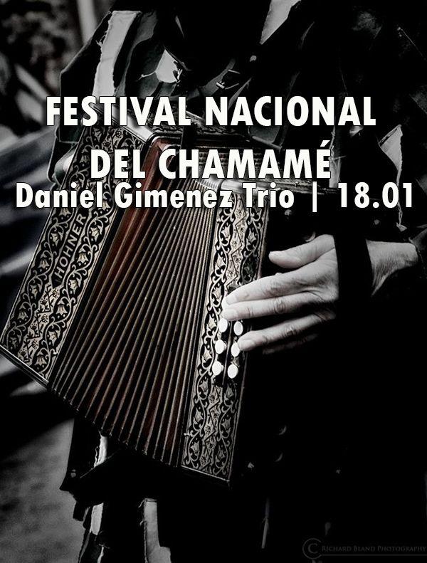 Daniel Gimenez Trio | 18.01