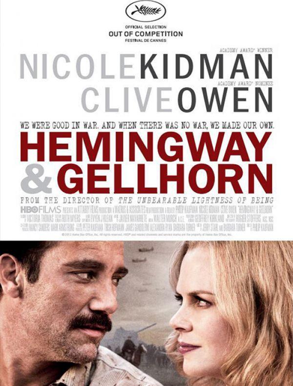 Hemingway y Gellhorn