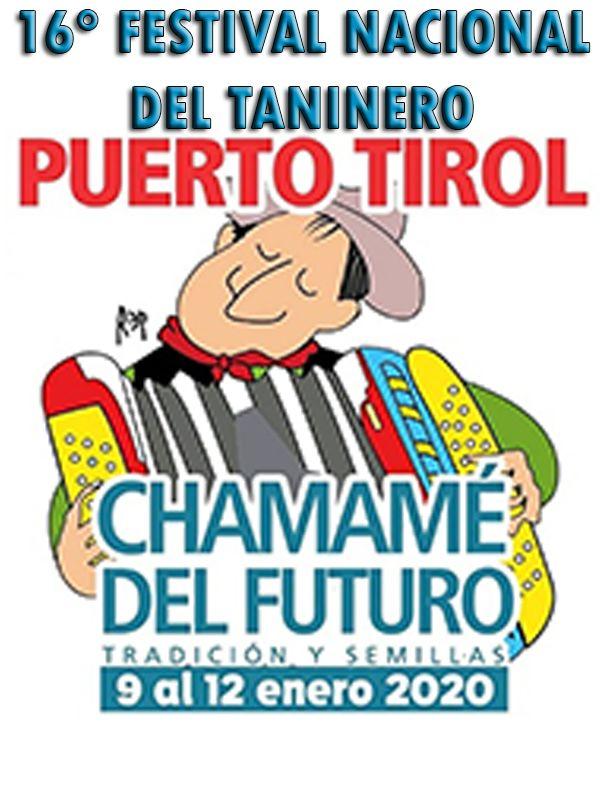 Escuela Municipal de Folklore Puerto Tirol 11.01