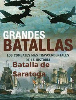 Batalla de Saratoga