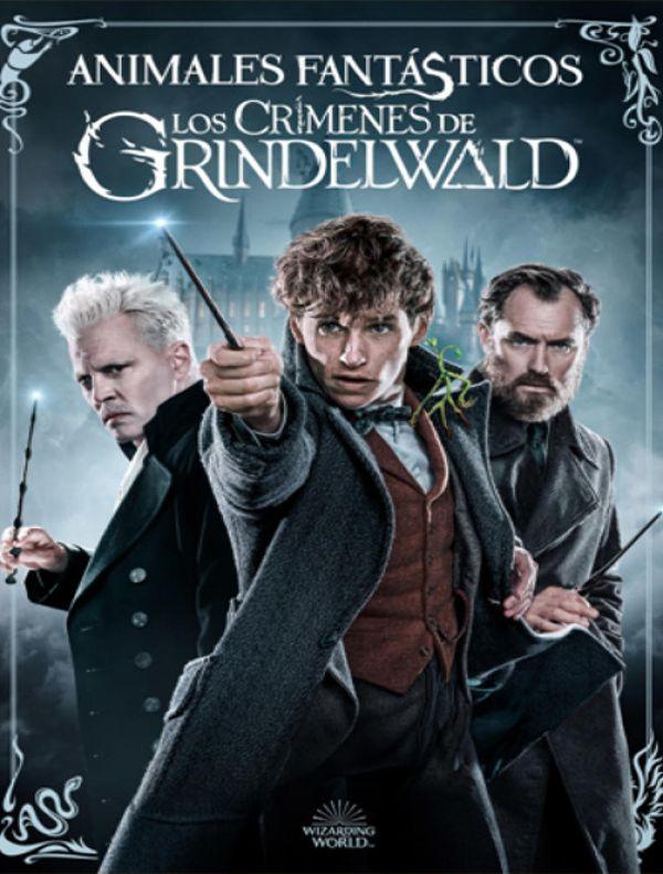 Animales Fantasticos :Los crímenes de Grindelwald