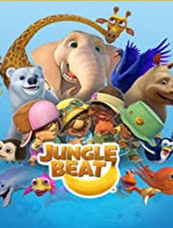 Jungle Beats: La Película