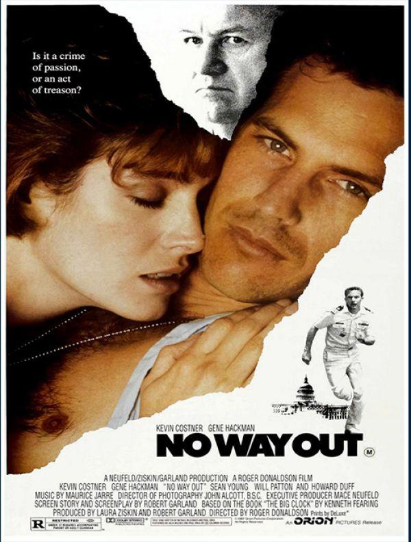 No hay salida - No way out