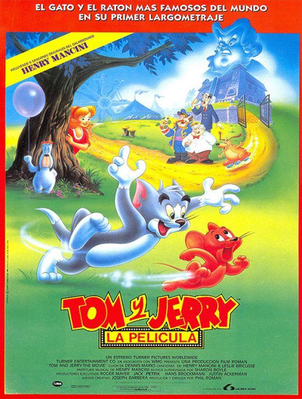 Tom y Jerry : La Pelicula