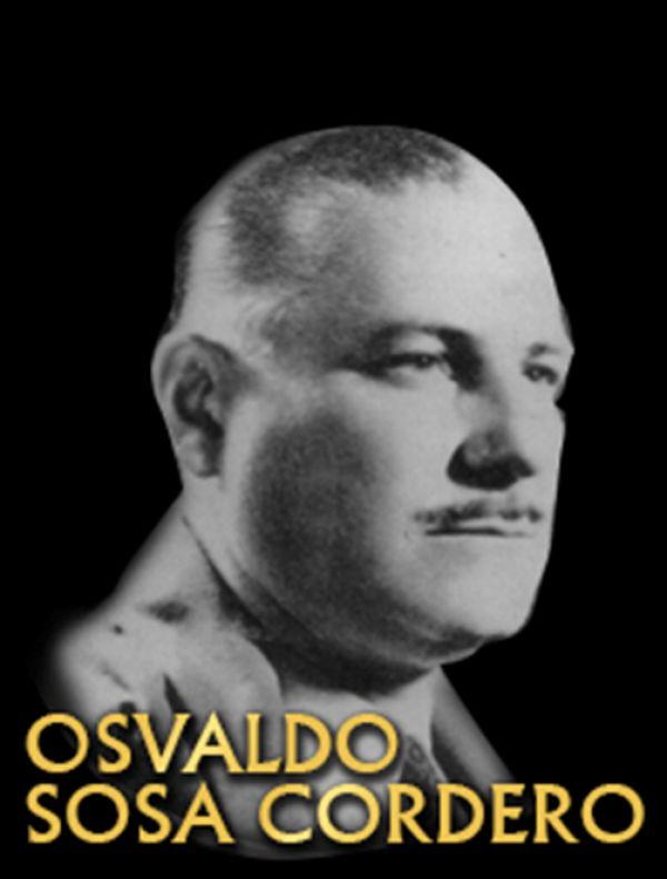 Ovaldo Sosa Cordero por Antonio Tarrago Ross