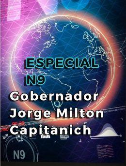 Especial N9 | Jorge Capitanich