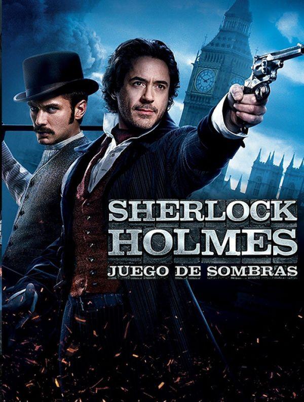 Sherlock Holmes : Juego de Sombras