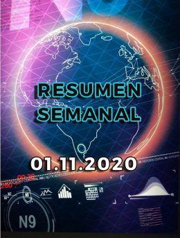 Resumen Semanal | 01.11.2020